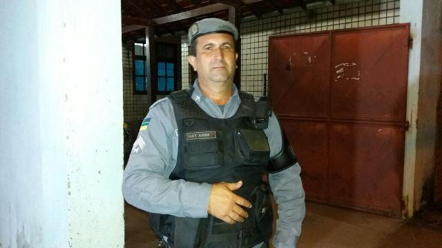 Sargento Amim comandou a equipe