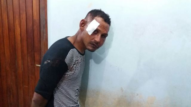 """""""Nil"""" é acusado de assassinatos em Macapá e Pedra Branca do Amapari. Fotos: Olho de Boto"""