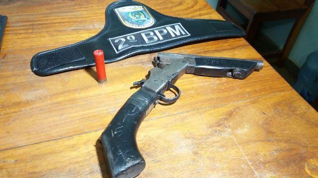 policia espingarda 1