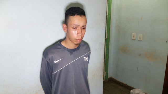 Gabriel Duarte ainda não tinha passagem pela polícia. Fotos: Olho de Boto