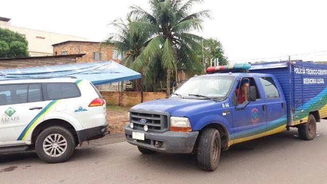 Crime ocorreu na Rua Santa Catarina, no Bairro Santa Rita