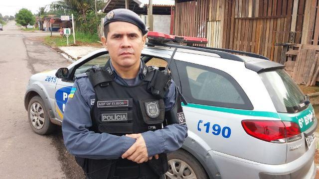 Aspirante a oficial Elison disse que equipe conseguiu algumas informações sobre os assassinos