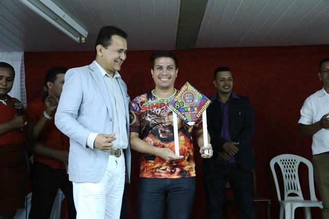 Evento marcou a entrega dos prêmios dos campeões do ano passado