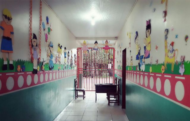 Apenas em trÊs escolas as aulas ainda não iniciarão na segunda. Fotos: ascom/PMM