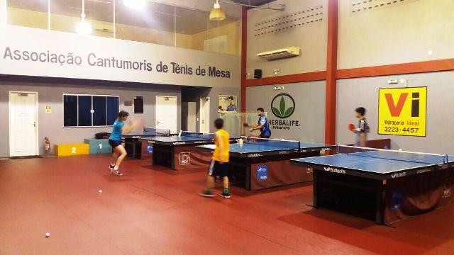 No dia 26 a ACTM promove um torneio amistoso