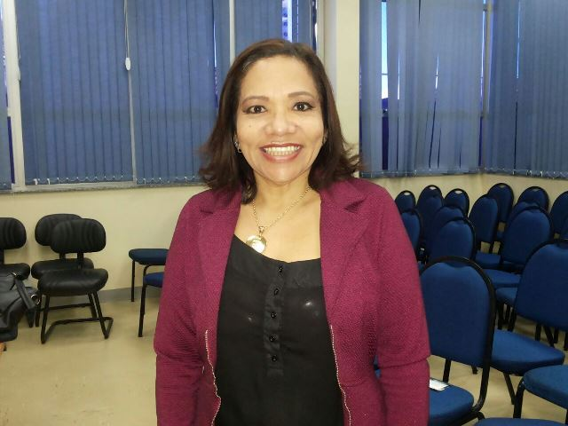 Maria de Nazaré Cordeiro Neves, coordenadora do projeto:
