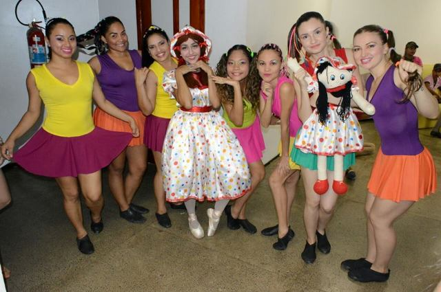 Evento é organizado por movimento de 30 grupos de dança. Fotos: divulgação