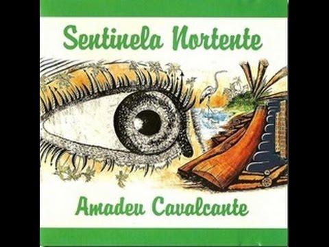 Disco Sentinela Nortente, de Amadeu Cavalcante, traz canção tema de Osmar Junior. Obra foi lançada em 1989. Imagem: reprodução You Tube