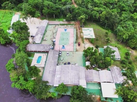 Vista aérea do complexo do hotel. Fotos: Divulgação