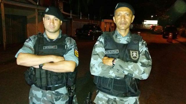 Coronel Matias (direita):