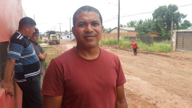 Ronaldo Nunes: mais areia do que brita no asfalto