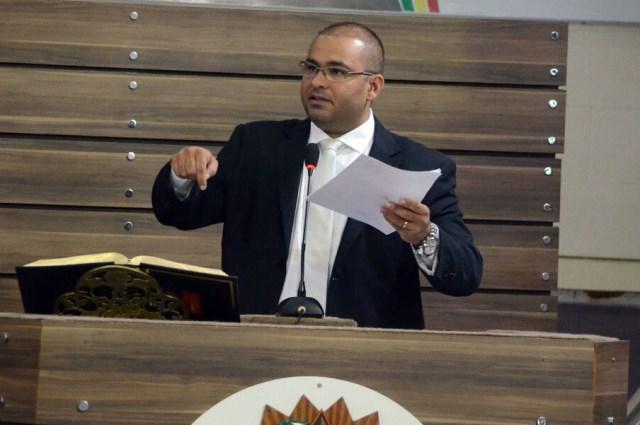 Caetano Bentes conseguiu aprovar requerimento que promoverá o debate