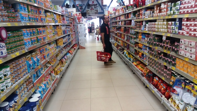 dieese - supermercado