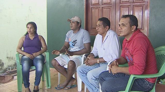 Familiares da menina fizeram campanha financeira para garantir pagamento do traslado. Fotos: arquivo familiar