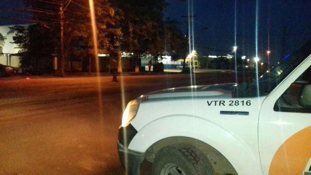 Ação monitorou saída do Iapen e Rodovia Duca Serra