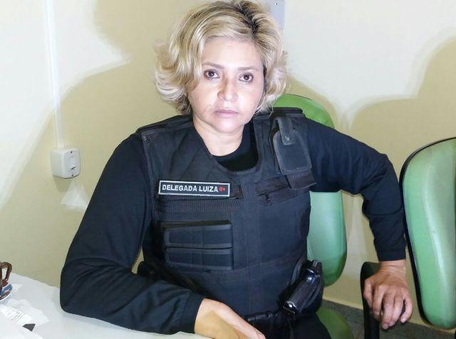 Delegada Luiza Maia: