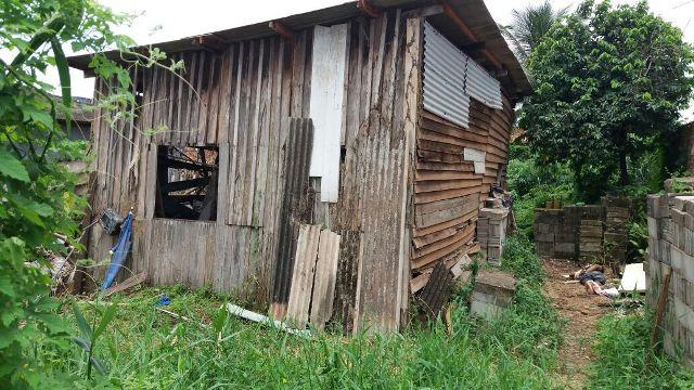 Homem de 73 anos vivia em casa humilde. Fotos: Olho de Boto