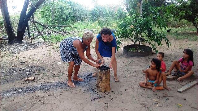Em Vitória do Xingú, no Pará