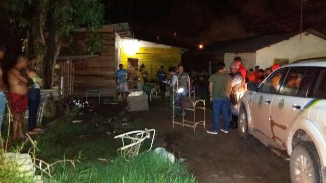 Homicídio ocorreu na Passarela da Avenida Ivaldo Veras