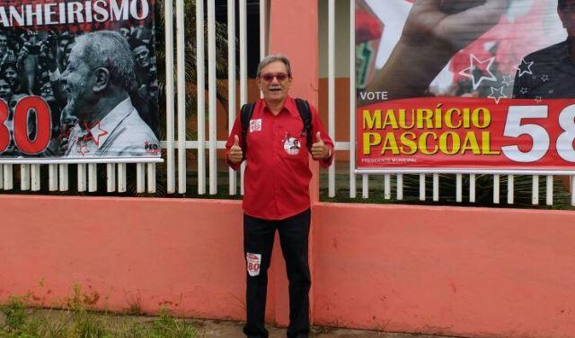 Maurício Pascoal é o novo presidente do diretório municipal