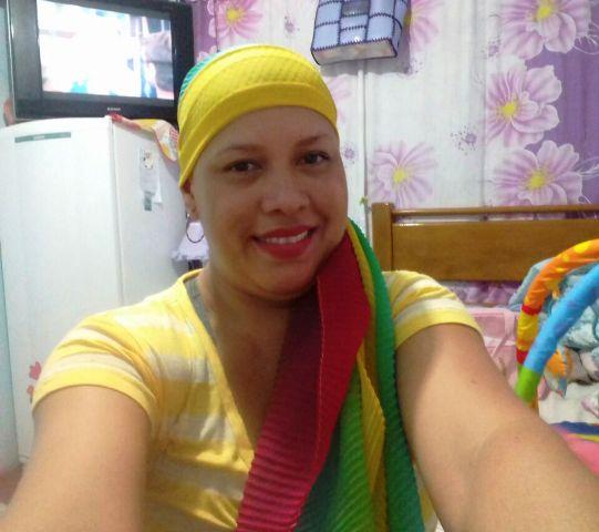 Mariney Monteiro: acompanhante é fundamental no tratamento. Foto: arquivo pessoal