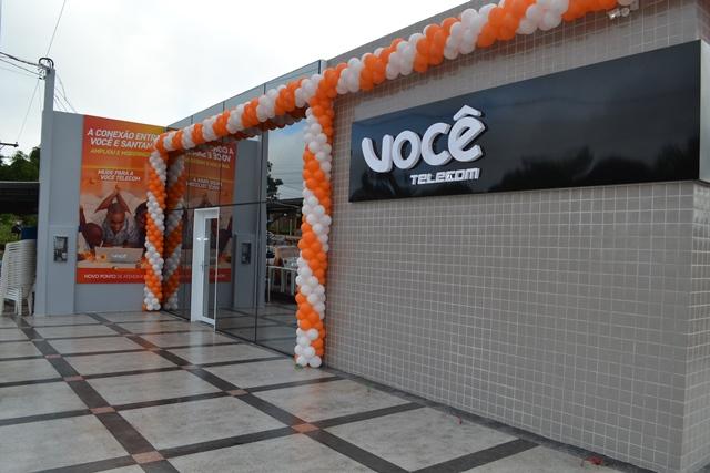 Nova loja é moderna e fica na Avenida Santana, no Bairro do Paraíso