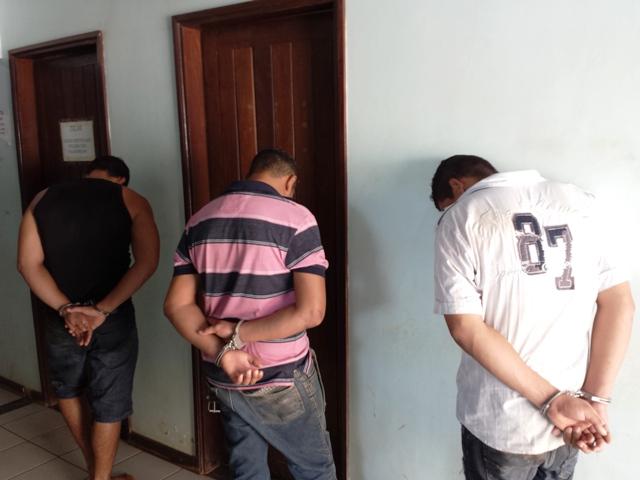 Bando preso pelo Bope tinha pistola de uso da Polícia Civil