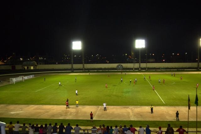 Amapazão 2015: Santos e Trem iniciam a batalha pelo título hoje