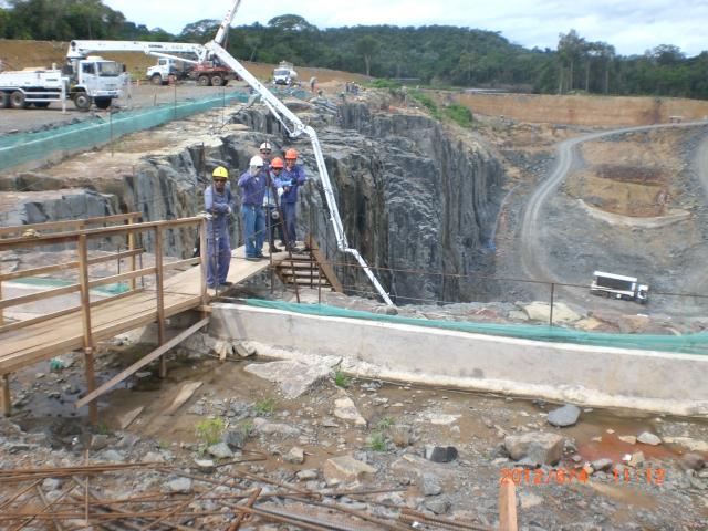Construtora se pronuncia sobre rompimento de barragem
