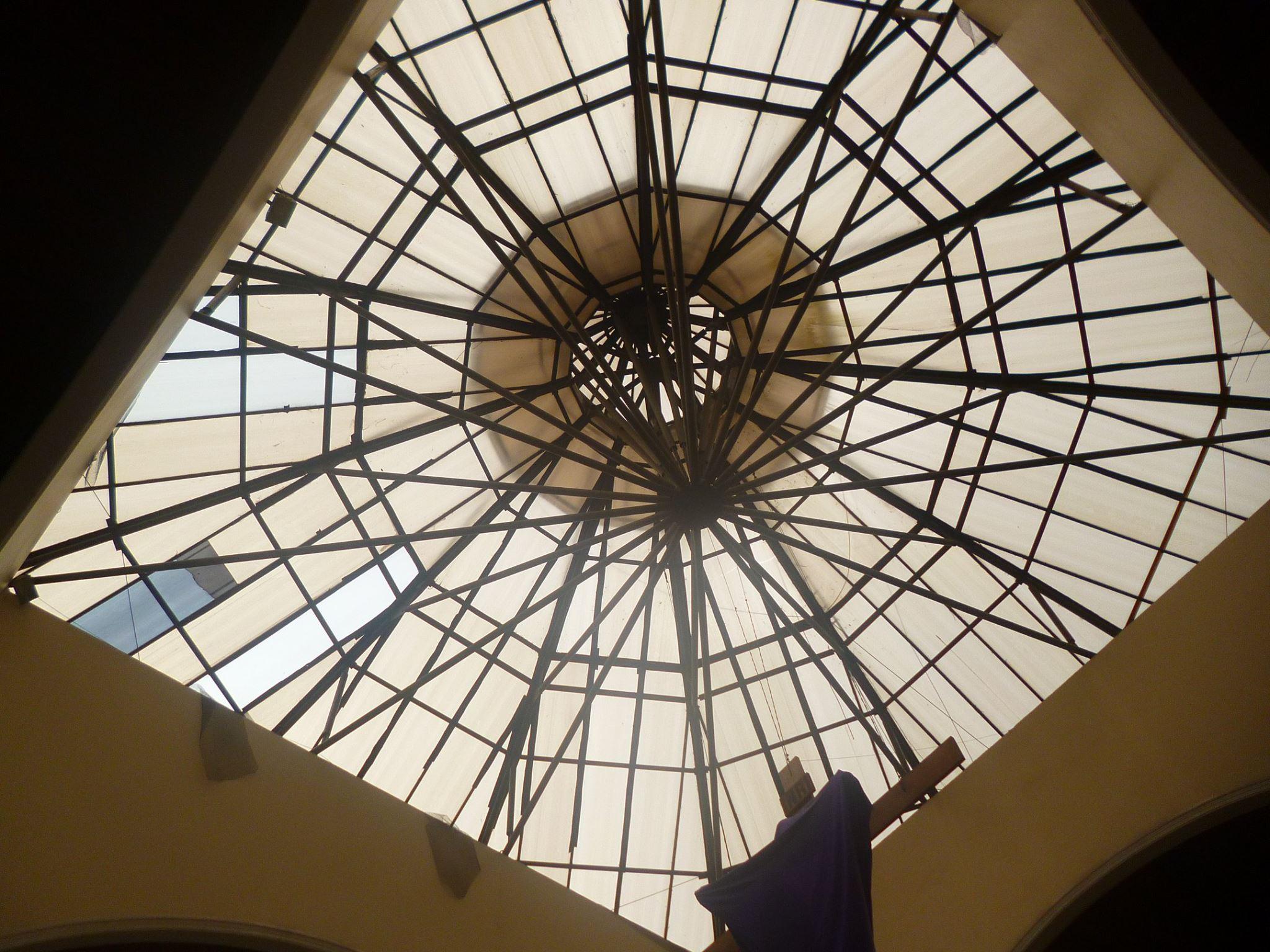 Obras para conter infiltrações na cúpula da Catedral de São José vão custar R$ 150 mil