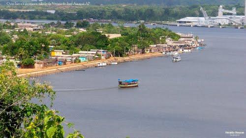 Rio Jari: Bombeiros e Capitania suspendem buscas