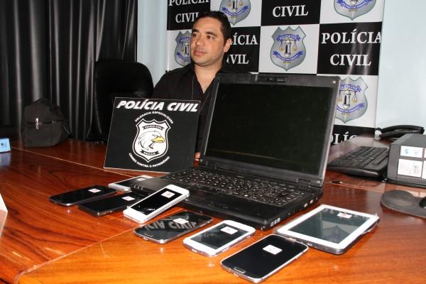 Roubo de celulares, a nova moda dos bandidos