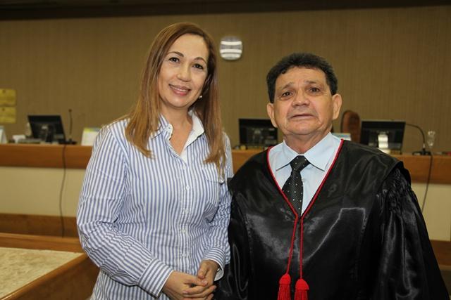 Stella Ramos é a nova desembargadora do Tribunal de Justiça