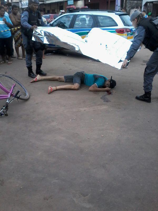 Funcionário da Yamada é assassinado em assalto no Pacoval