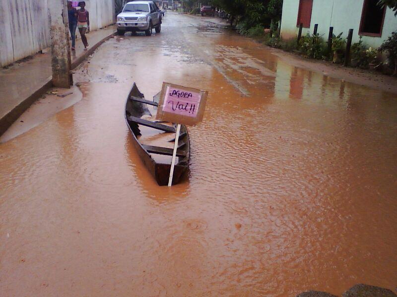 Defesa Civil descarta enchentes na Região do Jari
