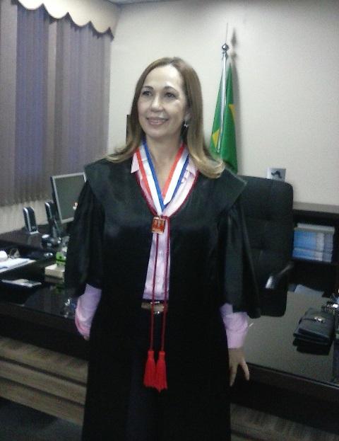 Tribunal de Justiça empossa nova desembargadora