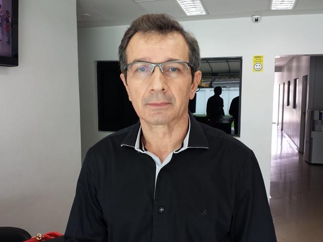 Ediraldo Homobono, chefe de Fiscalização do Ministério do Trabalho