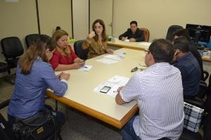 Reunião discute superlotação de corpos na Politec