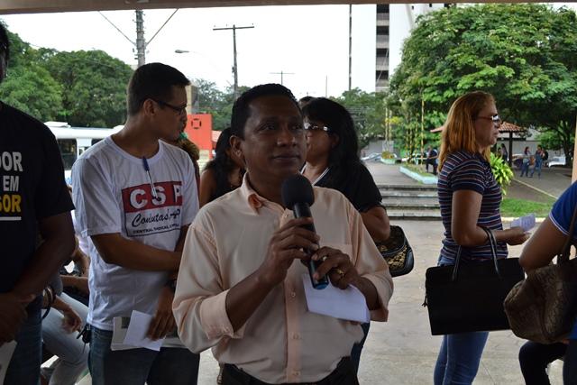 Nova Decisão: Justiça reconduz Aroldo Rabelo à presidência do Sinsepeap