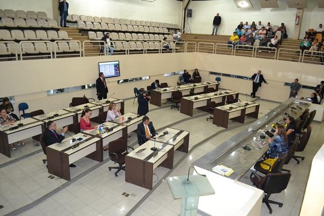 Deputados aprovam convocação da primeira-dama