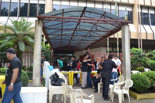 Possível greve na Justiça pode afetar eleição no Amapá
