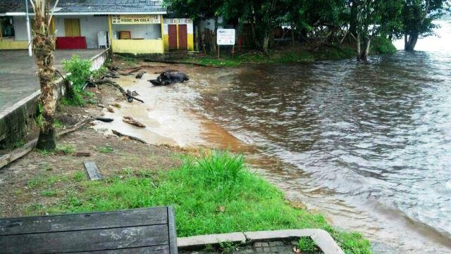 Águas recuam, e Ferreira Gomes respira aliviada