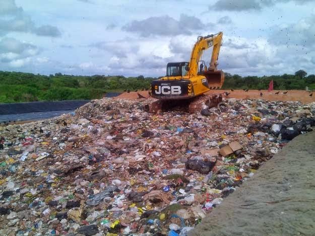 Consórcio do lixo será assinado em dezembro