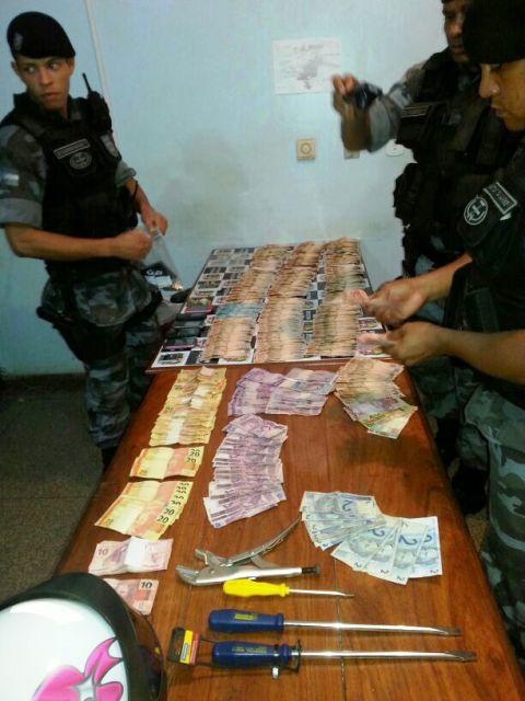 Bando também pode ter assaltado bancos em Afuá e Porto Grande