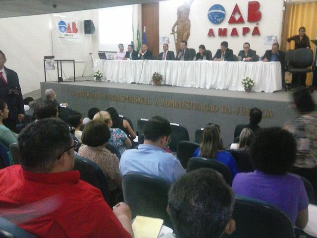 Caos na saúde: depois de audiência, OAB e órgãos negociam TAC