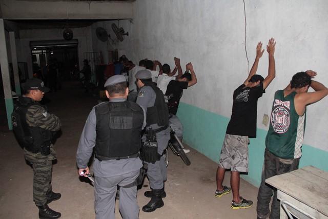 """""""Marco Zero"""" fecha pontos de tráfico e prostituição em Macapá"""