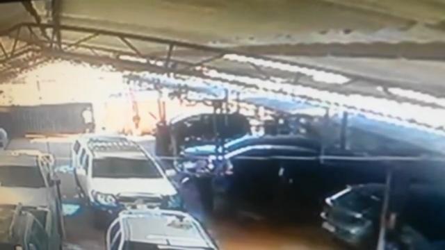 PM prende mecânico que furtou viatura do Iapen