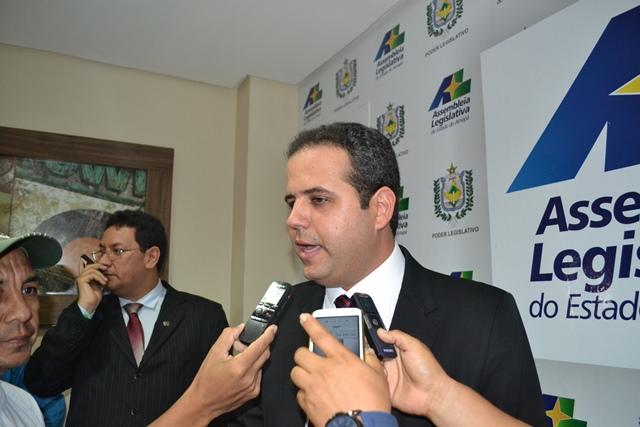 Bruno Mineiro sai da Assembleia para disputar o governo