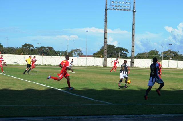 Santos vence a primeira em casa e já pensa no Atlético Acreano
