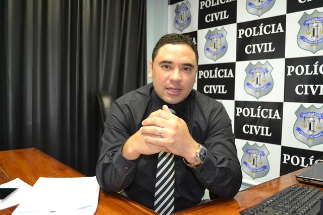 Suspeito de tráfico e assaltos é preso por porte ilegal de arma